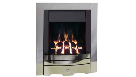 Apex Fires - Lux Deep Contemporary Hotbox - gas fire